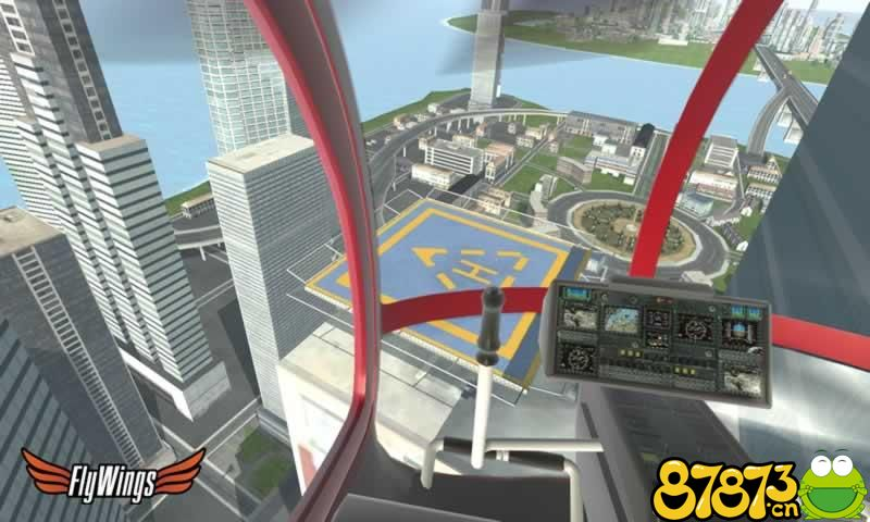 模拟直升机截图4