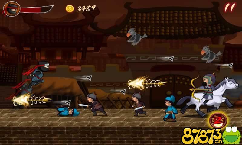 忍者英雄:超级战斗截图4