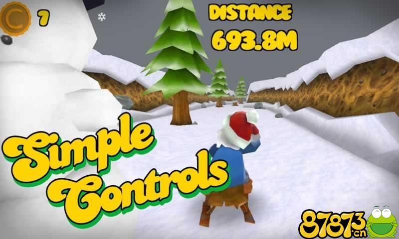 雪橇大挑战:速降截图3