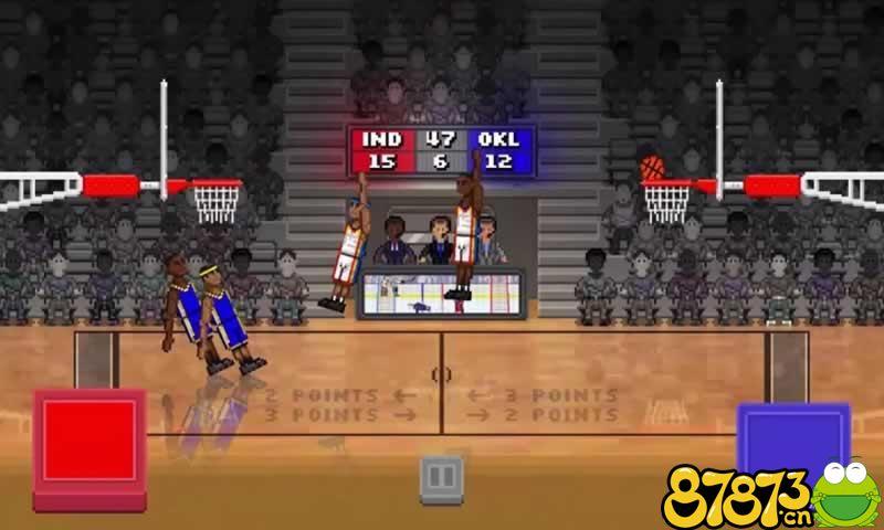 弹力篮球截图1