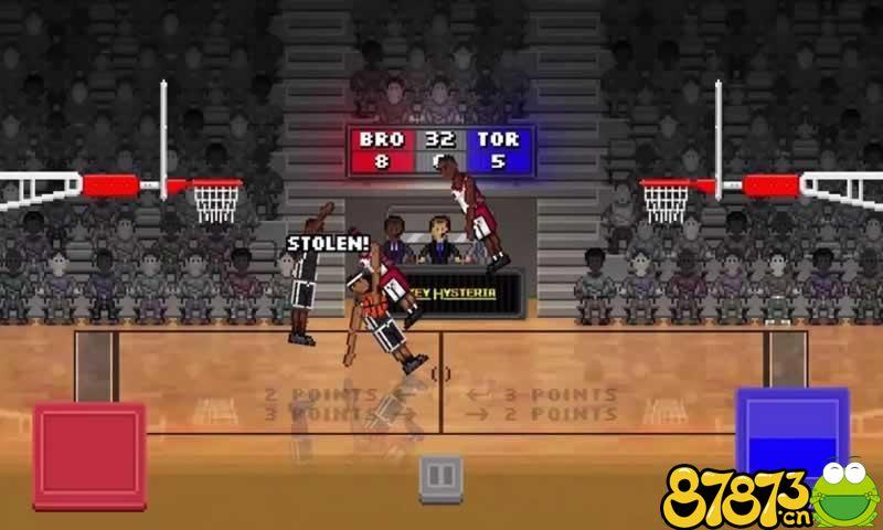弹力篮球截图2