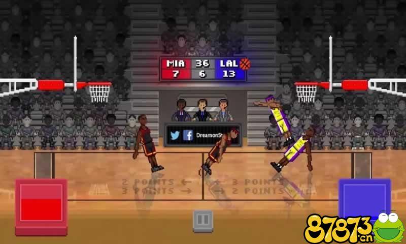 弹力篮球截图4