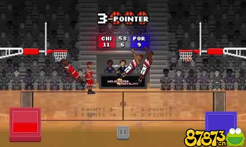 弹力篮球截图3