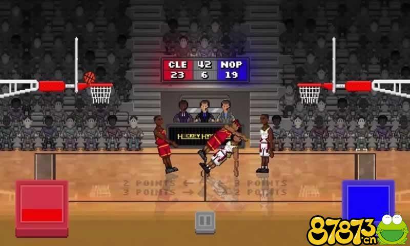 弹力篮球截图5