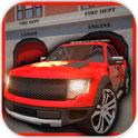 消防车停车场3D