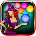 女巫魔法气泡