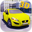 城市出租车司机模拟器3D